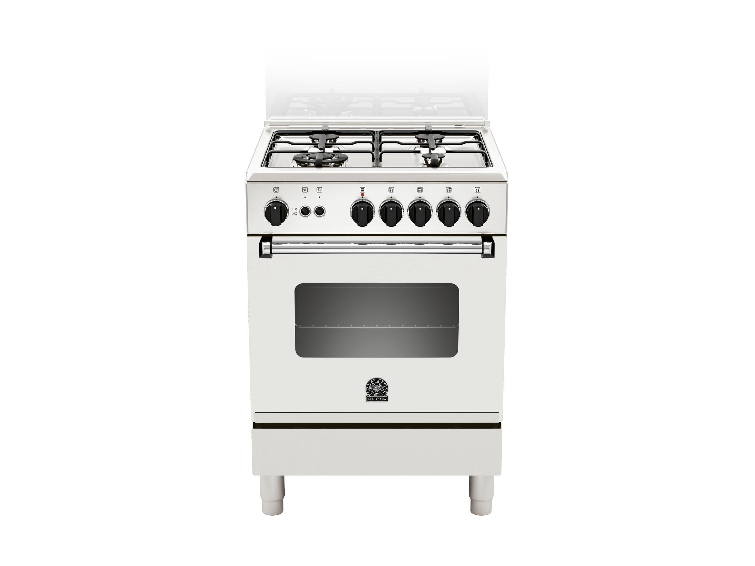 60x50 4-bruciatori forno elettrico dw | bertazzoni la germania - Cucina A Gas Con Forno Elettrico Ventilato