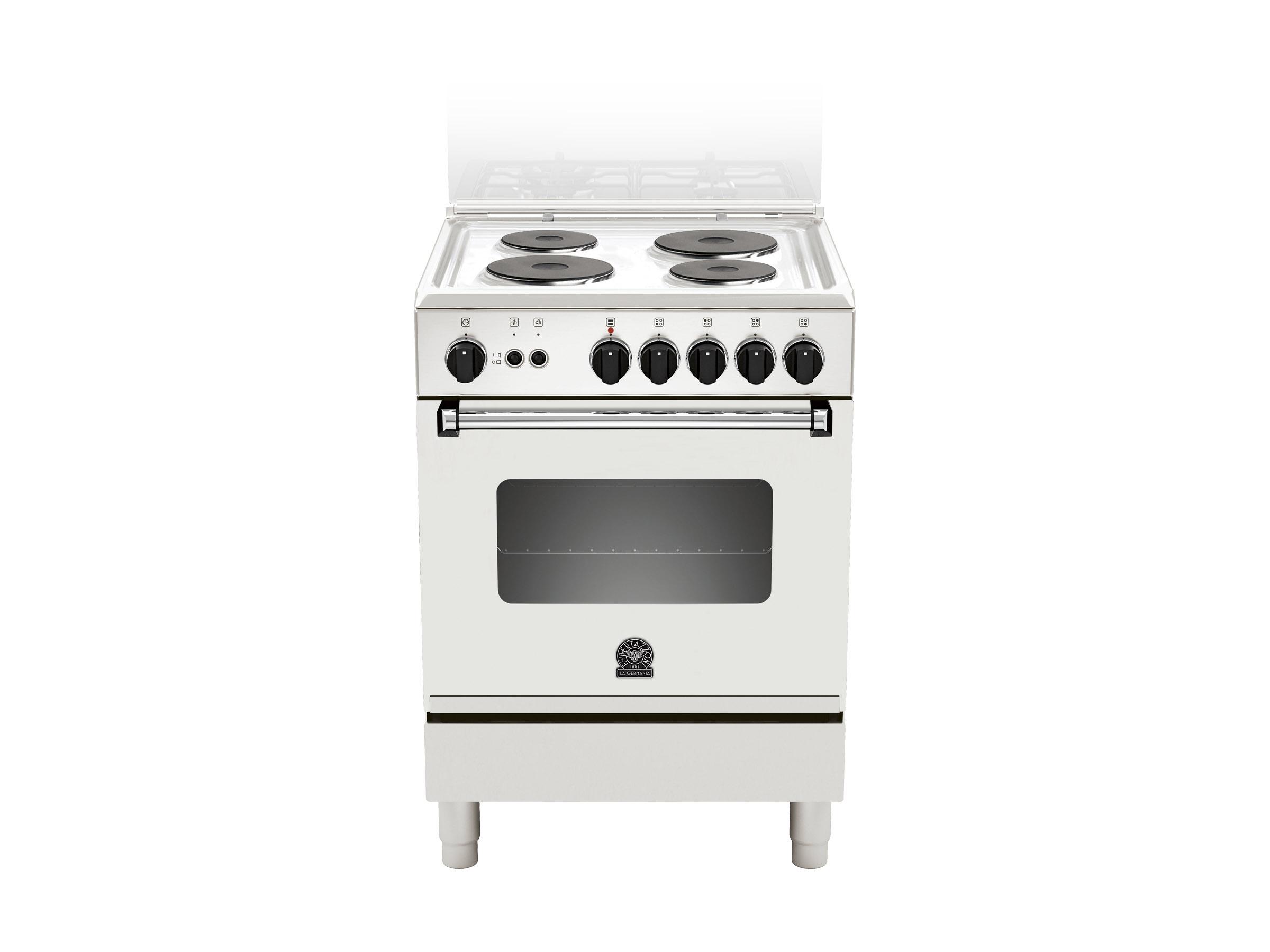 60 4 piastre forno elettrico dw bertazzoni la germania - Cucine con piastre elettriche ...
